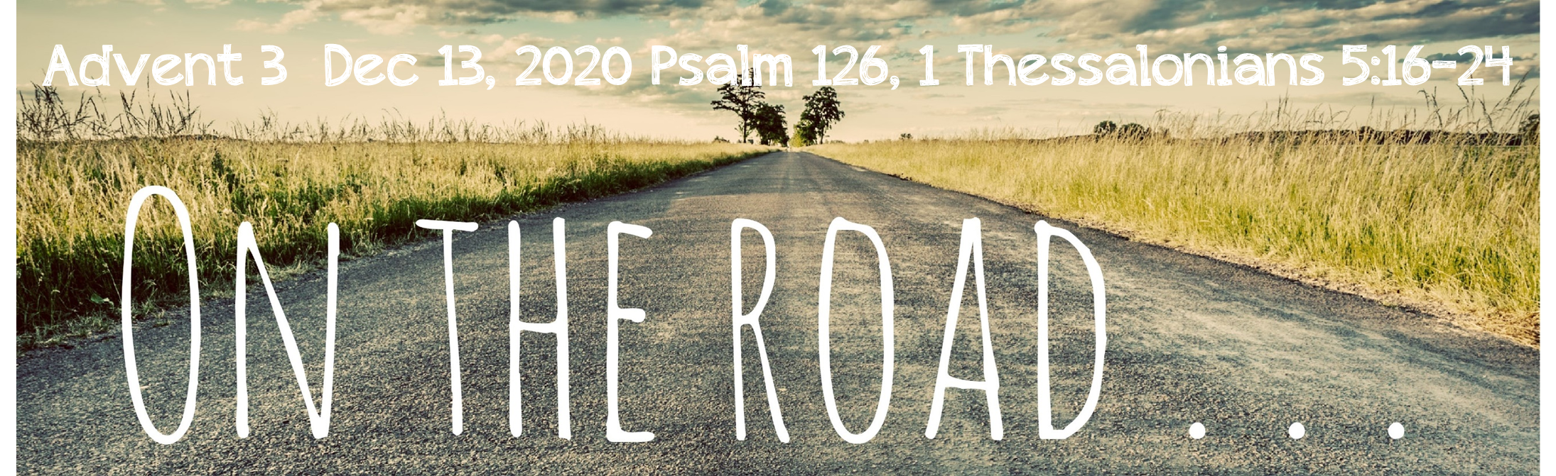On the Road to Restoration